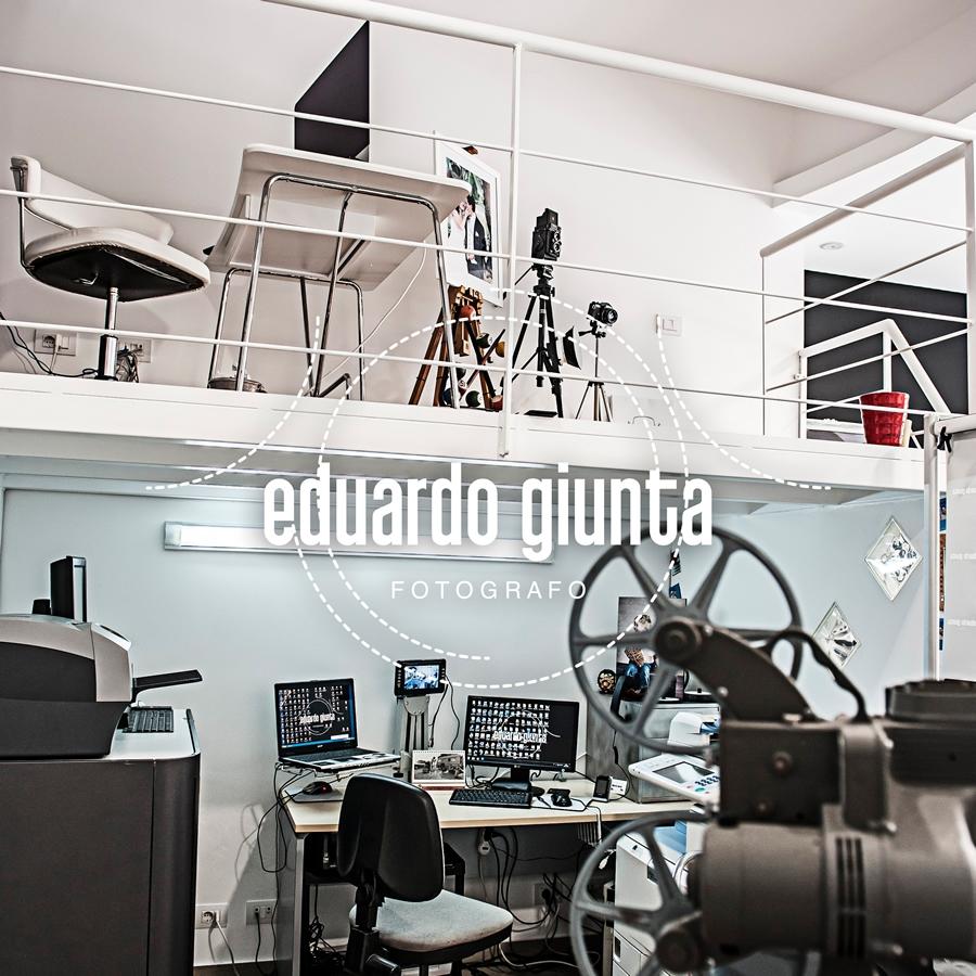 Lo Studio<span>Eduardo Giunta</span>