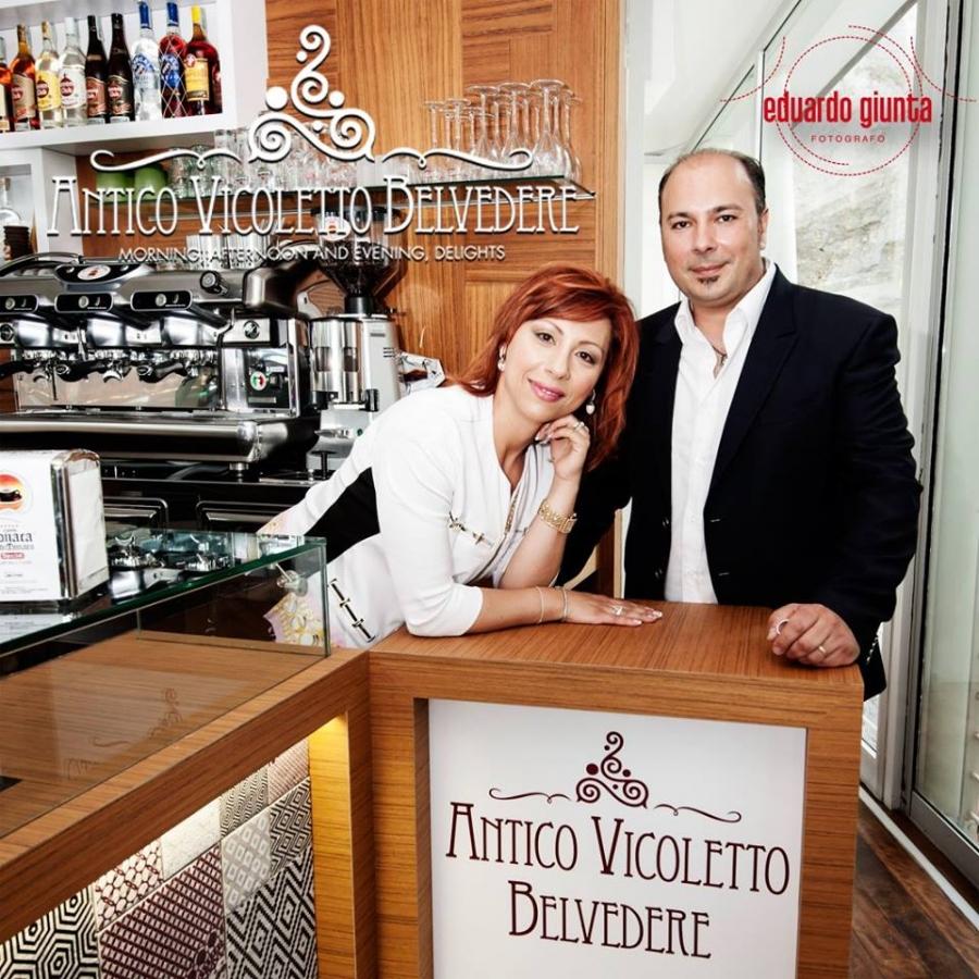 Inaugurazione Antico Vicoletto Belvedere<span>Event</span>